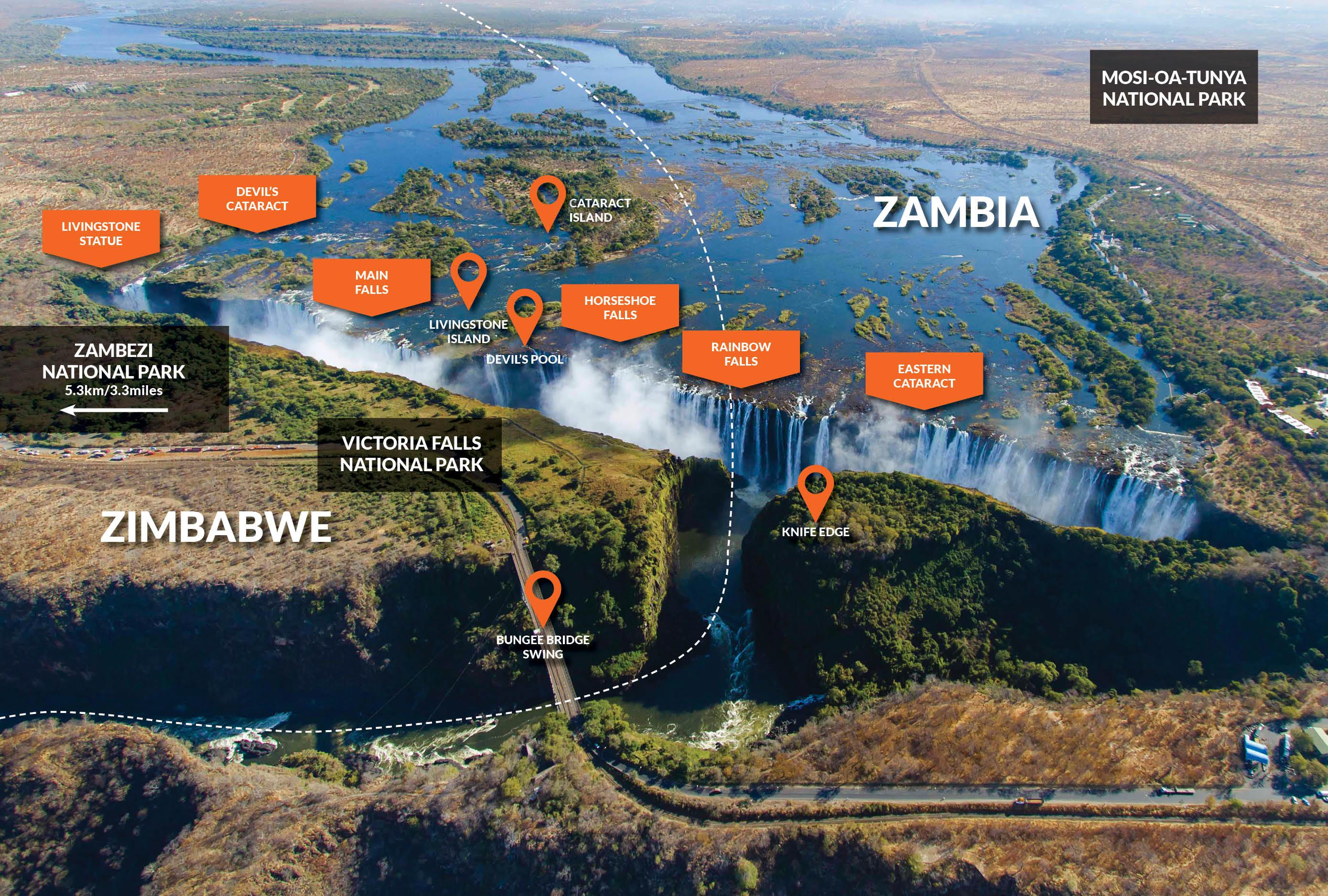Best Victoria Falls Zambia Guide For 2019 Go2africa Com