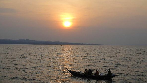 Lake Victoria, Africa's biggest lake