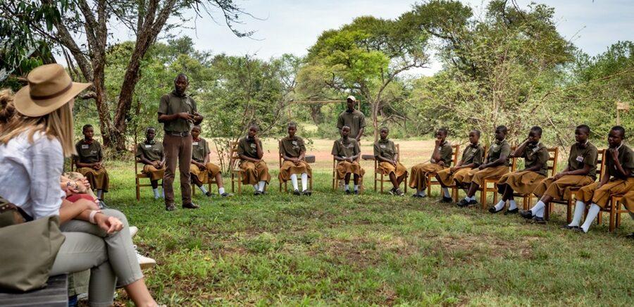 Grumeti Fund's community development work in the Serengeti, Tanzania | Go2Africa